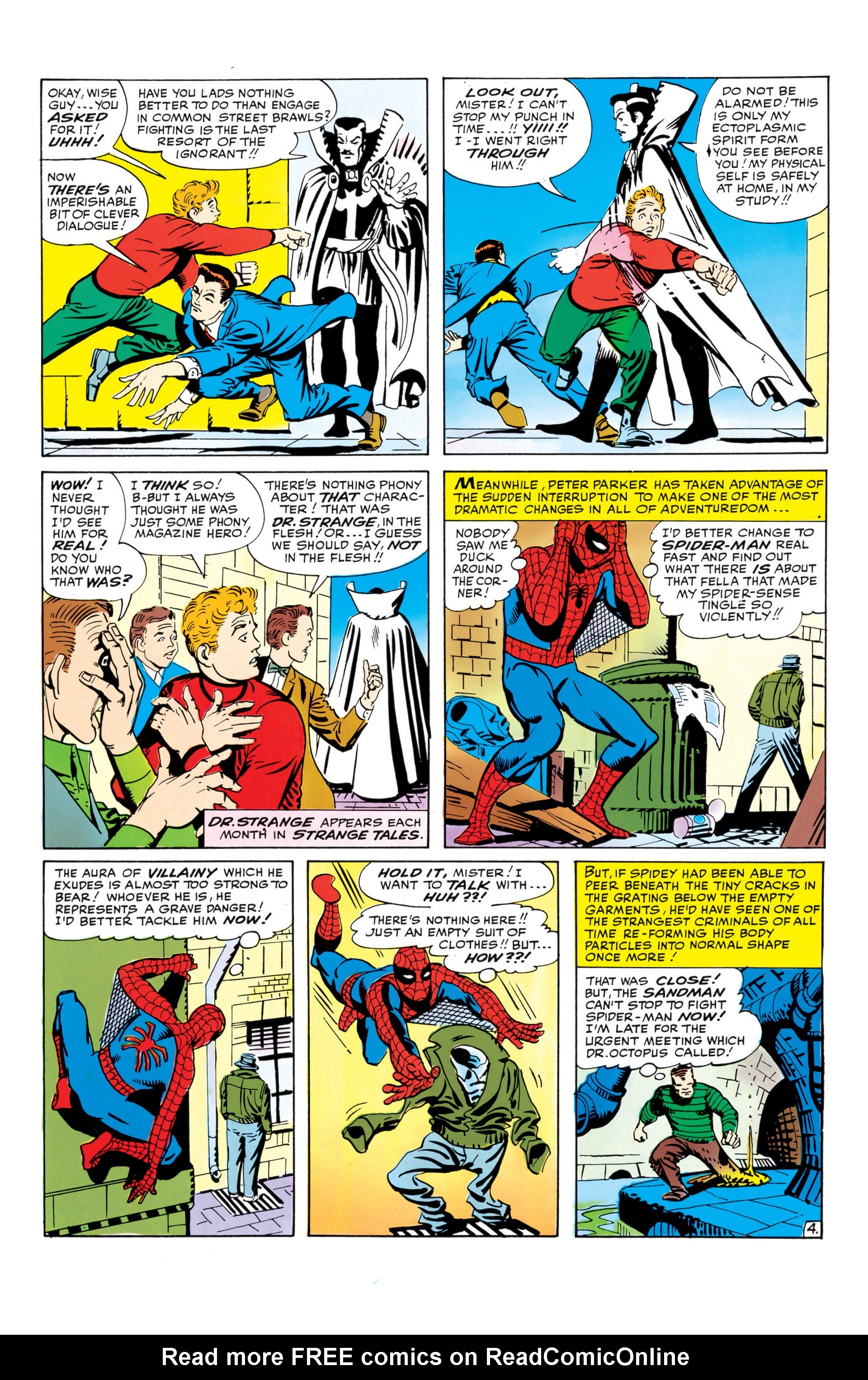 The Amazing Spider-Man (1963) _Annual_1 Page 4