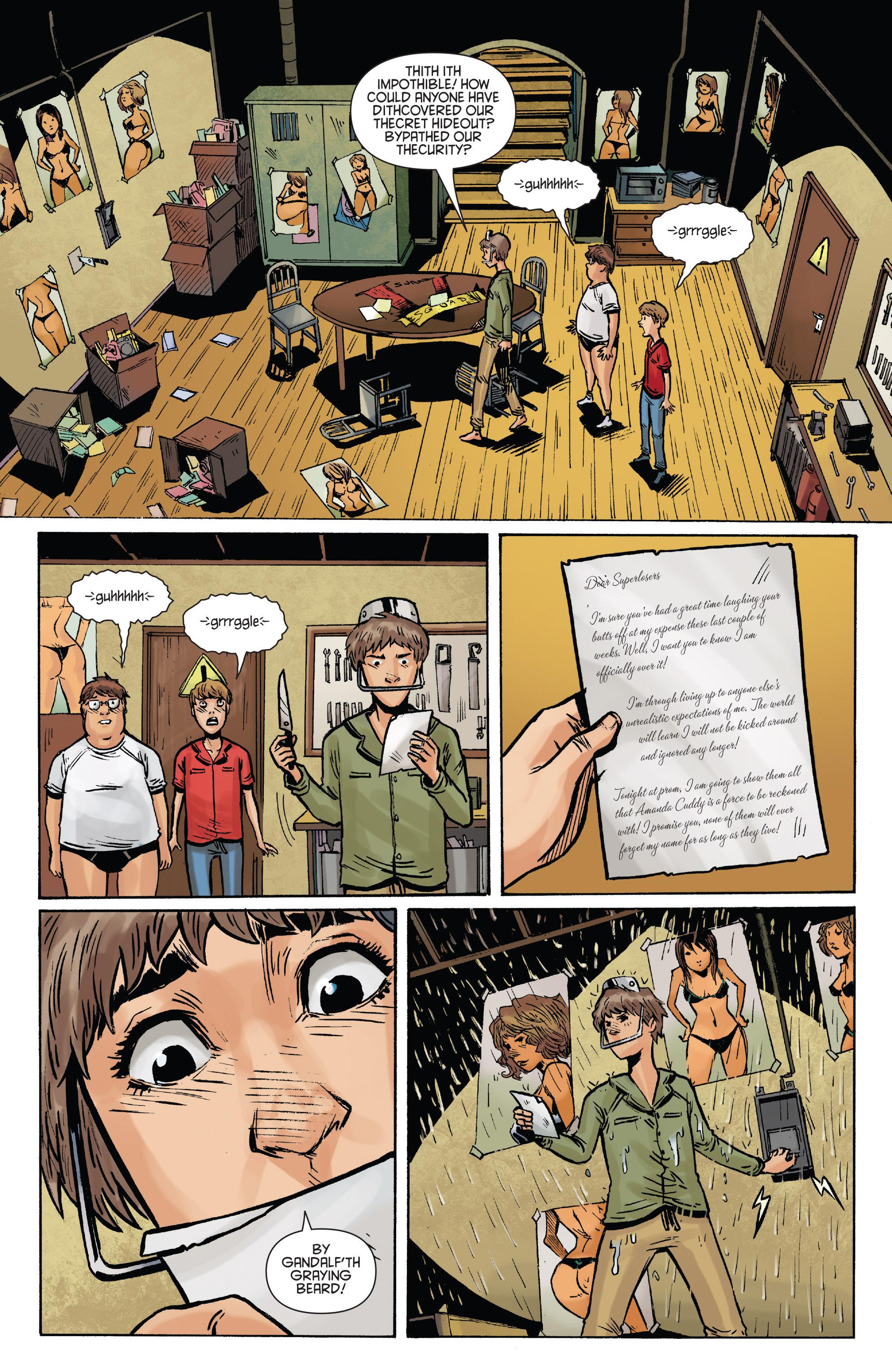 Read online Smosh comic -  Issue #2 - 15