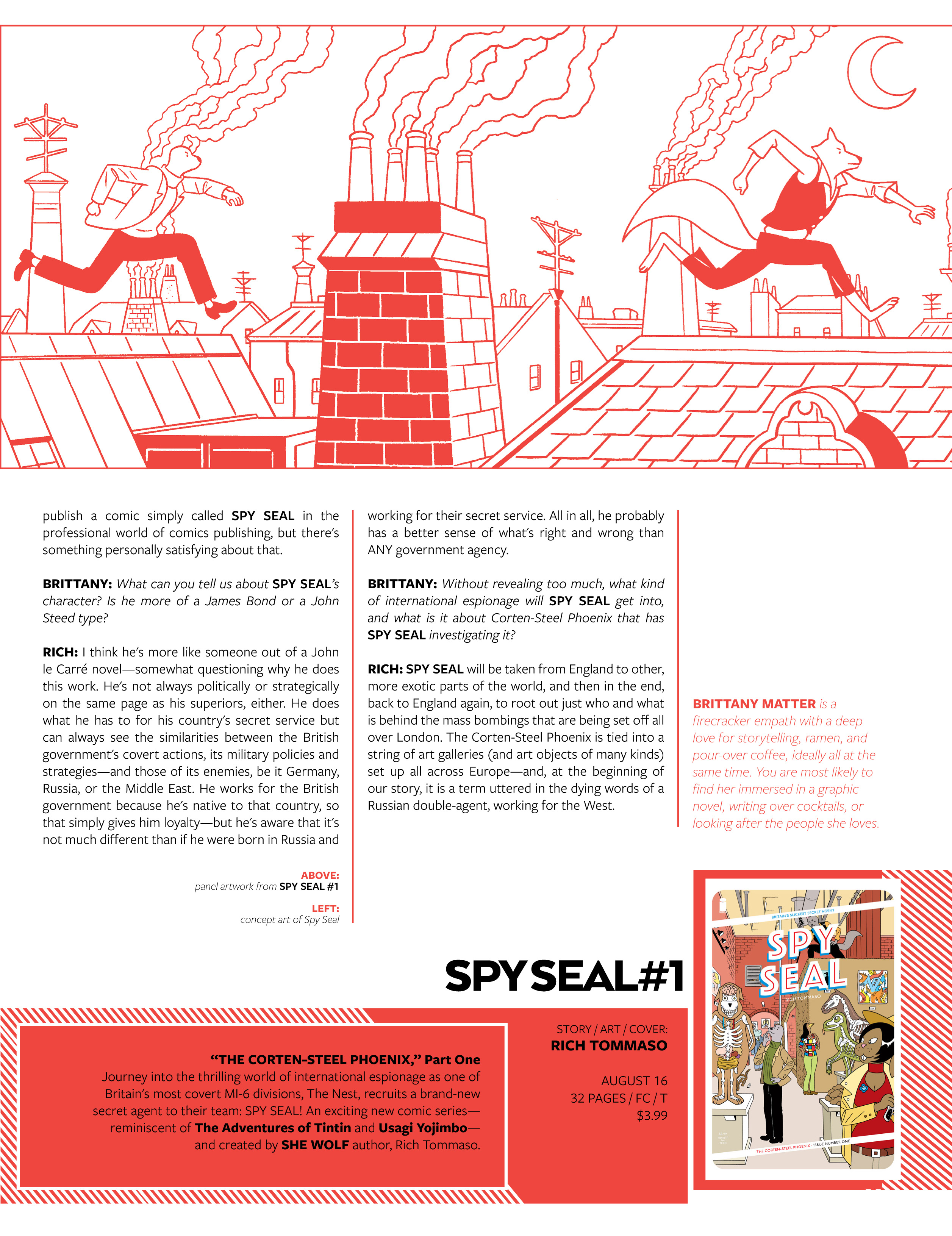 Read online Image comic -  Issue #14 - 18