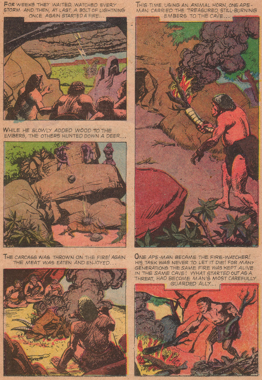Read online Turok, Son of Stone comic -  Issue #73 - 17