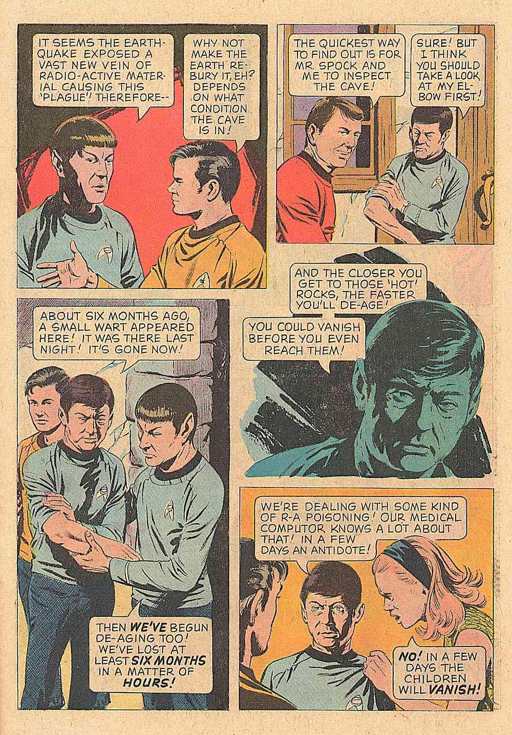 Star Trek (1967) issue 42 - Page 19