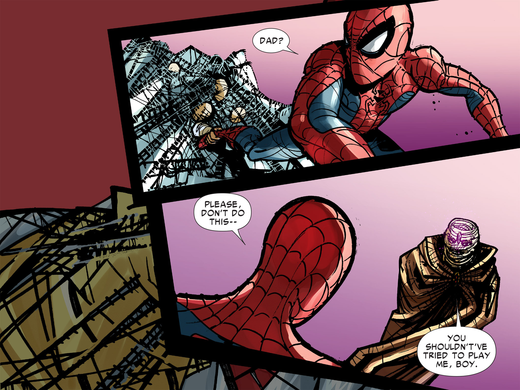 Read online Amazing Spider-Man: Who Am I? comic -  Issue # Full (Part 2) - 221