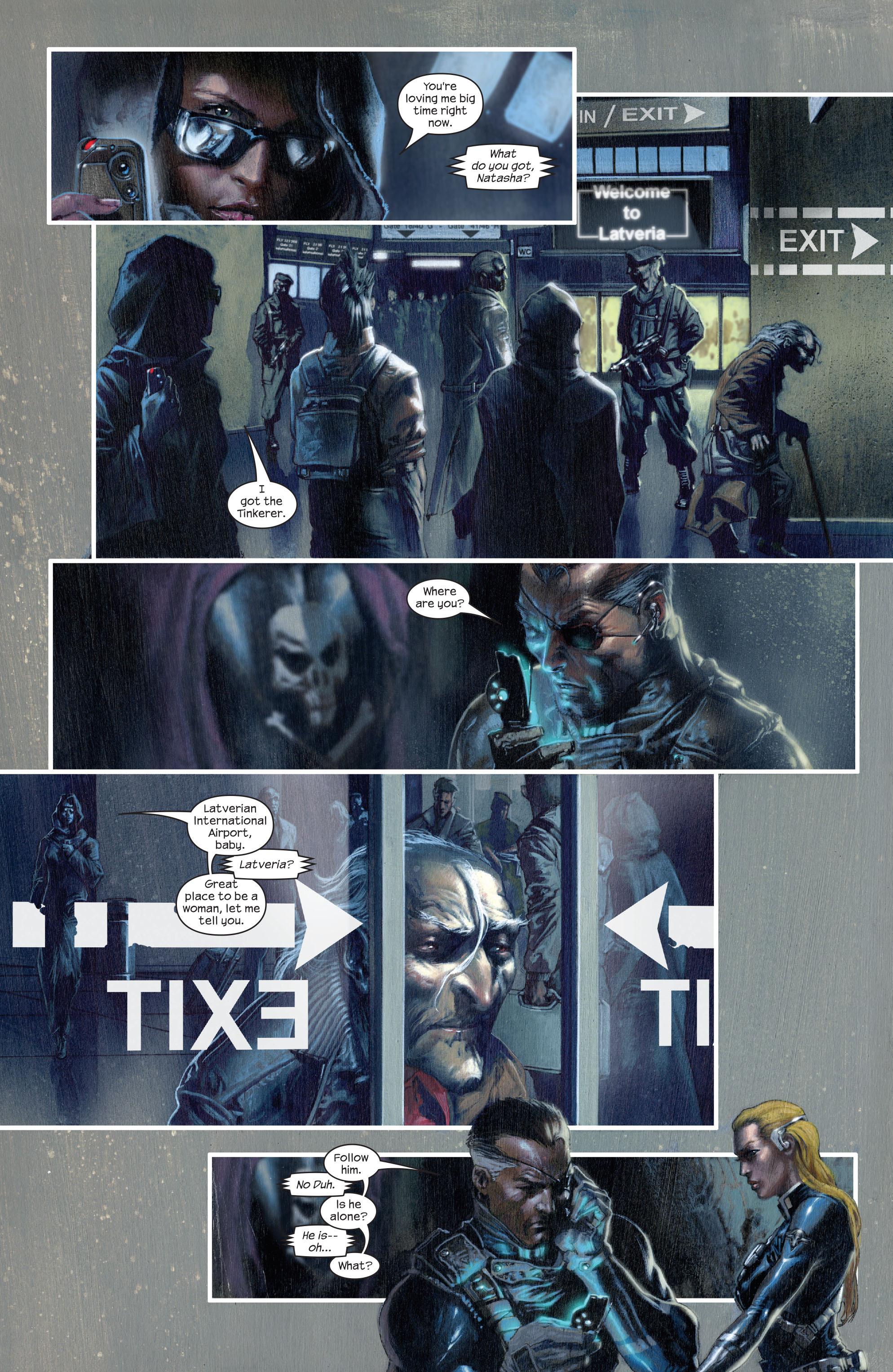 Read online Secret War comic -  Issue # Full - 20