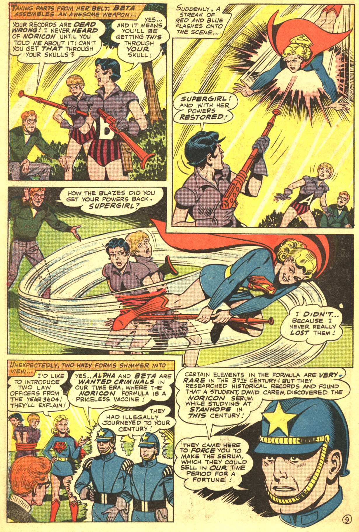Read online Action Comics (1938) comic -  Issue #368 - 24