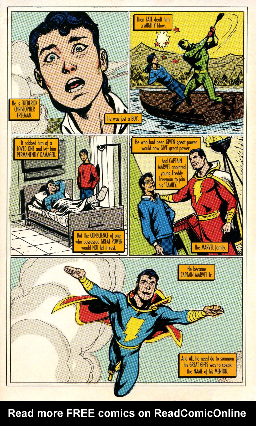 Read online Trials of Shazam comic -  Issue #2 - 2