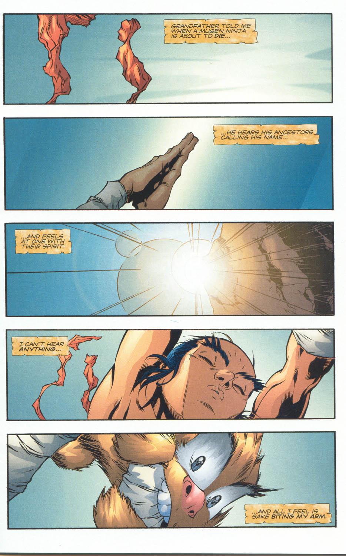 Read online Ninja Boy comic -  Issue #4 - 3