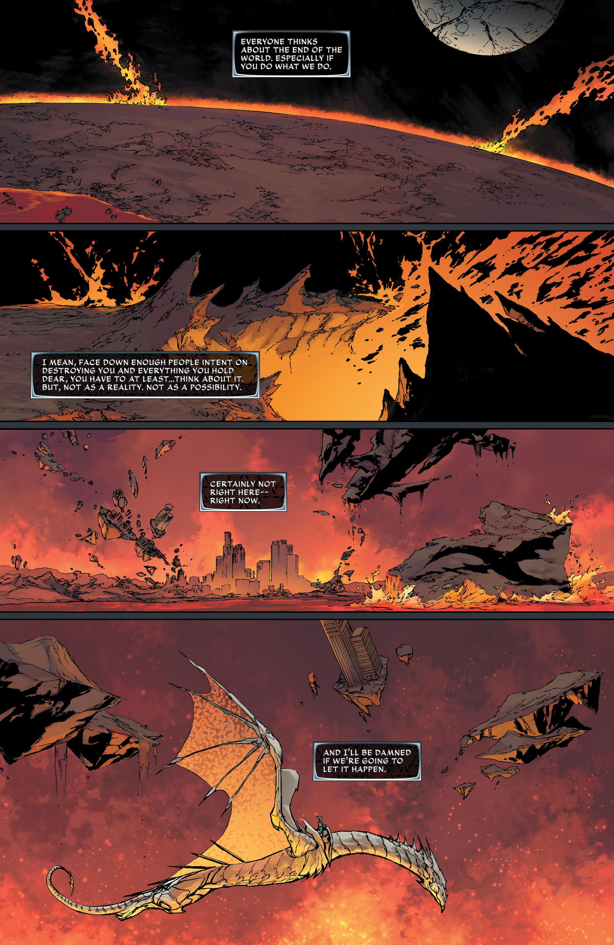 Read online Aspen Universe: Revelations comic -  Issue #1 - 5