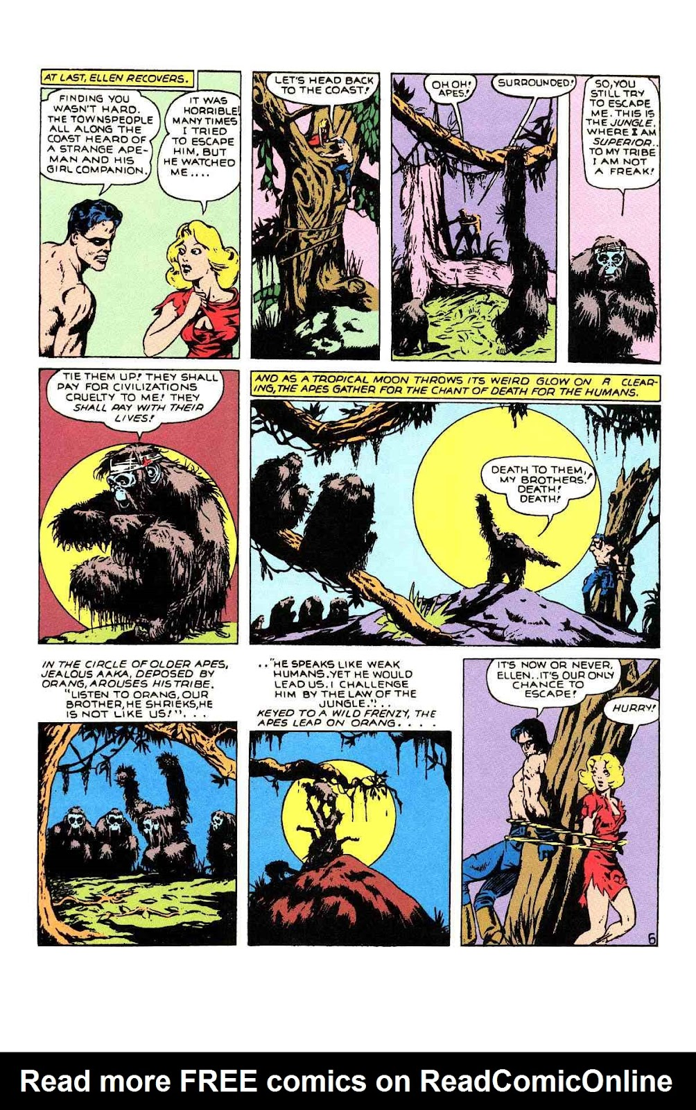 Read online Will Eisner's The Spirit Archives comic -  Issue # TPB 1 (Part 2) - 5