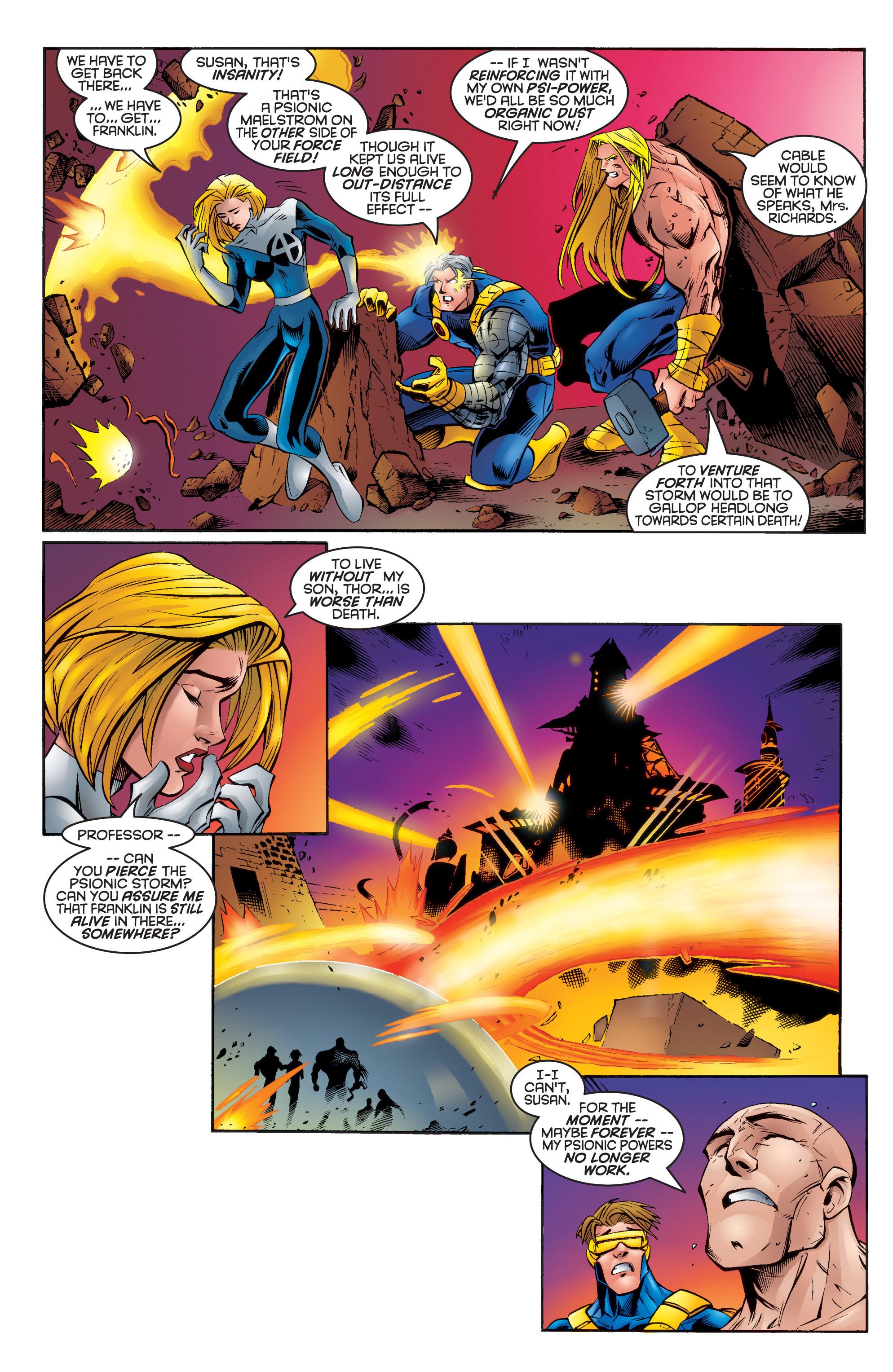 Read online Uncanny X-Men (1963) comic -  Issue #336 - 21