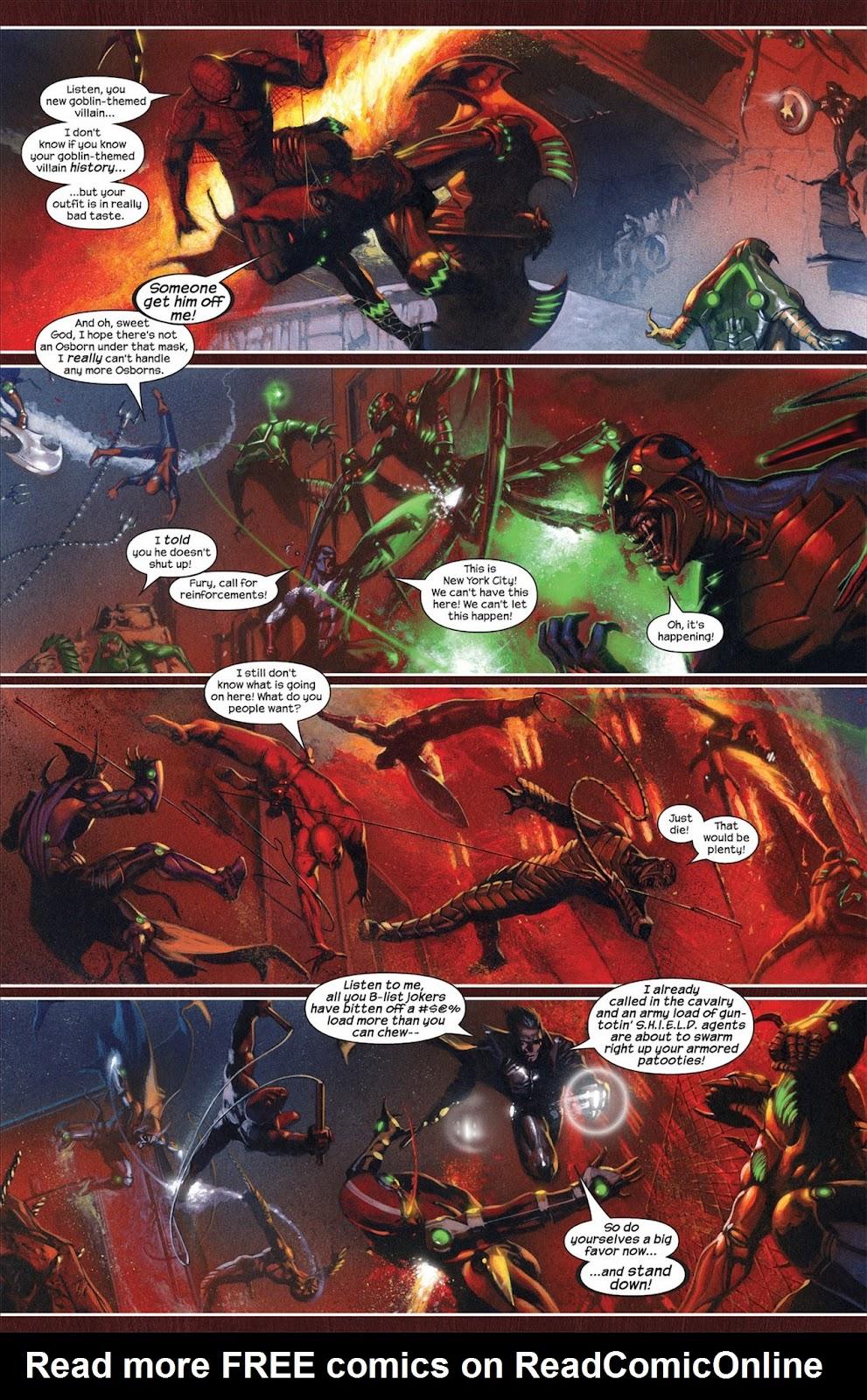 Read online Secret War comic -  Issue #4 - 6
