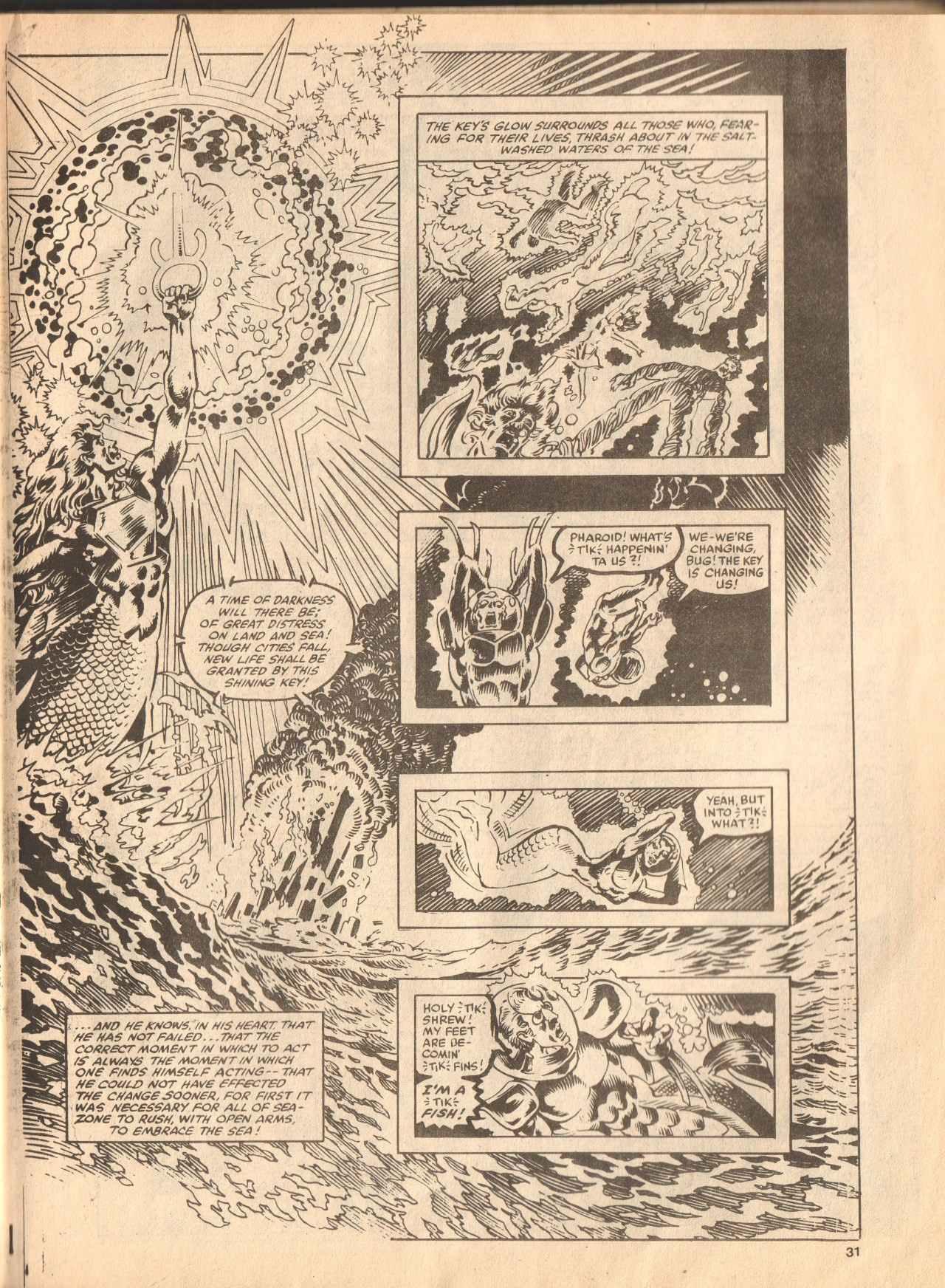 Read online Future Tense comic -  Issue #38 - 31