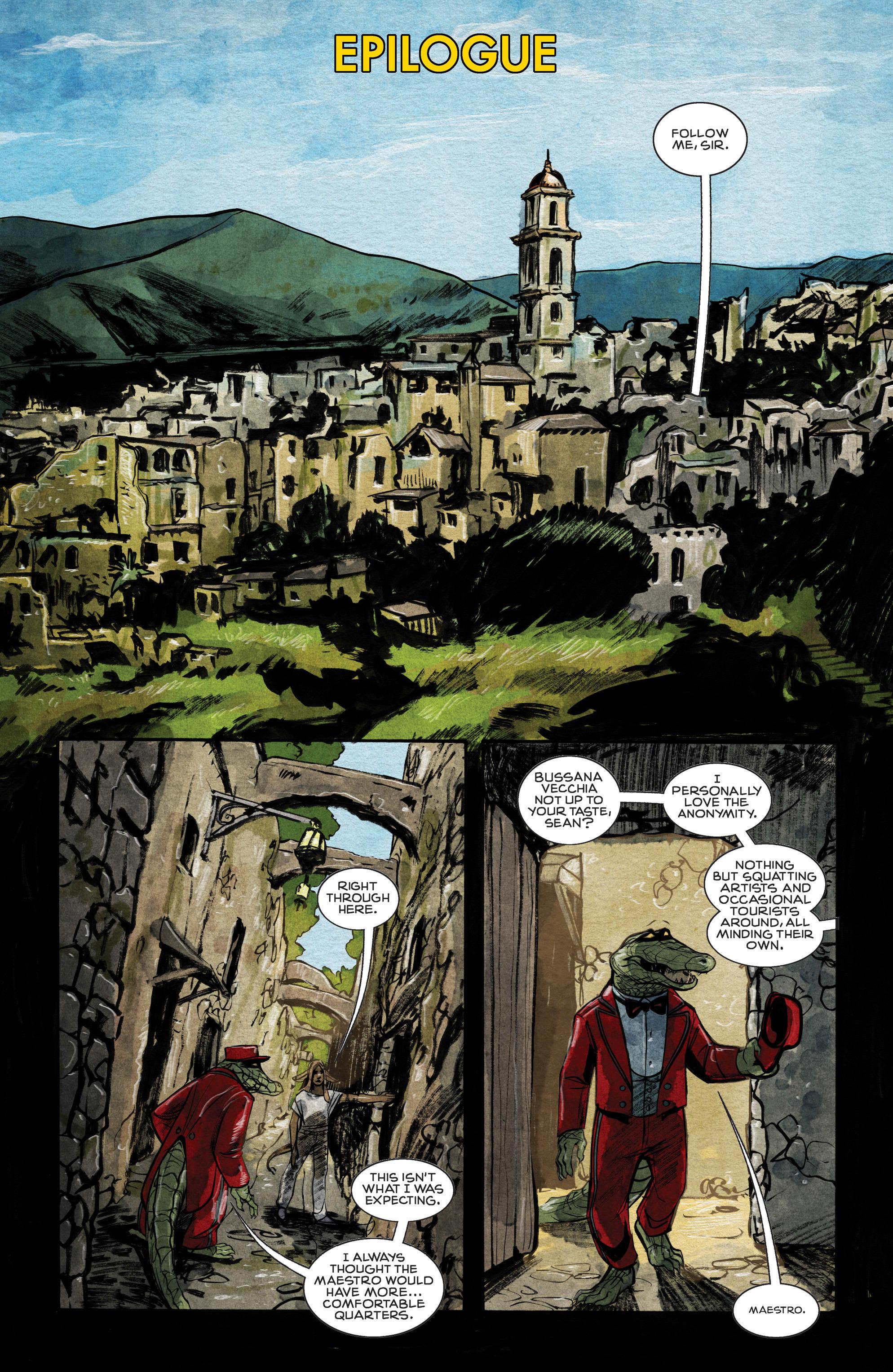 Read online Shutter comic -  Issue #12 - 26