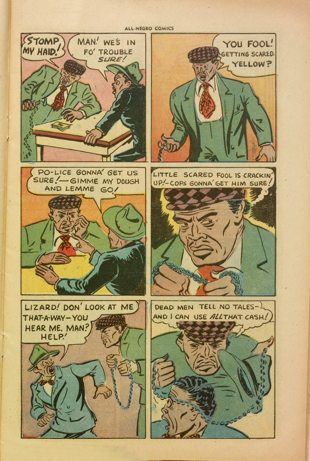 All-Negro Comics issue Full - Page 13