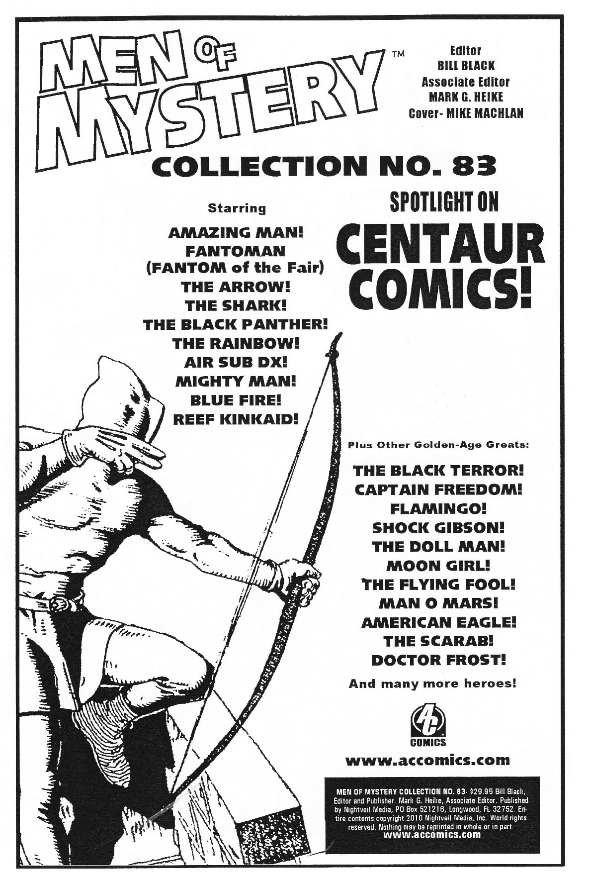 Read online Men of Mystery Comics comic -  Issue #83 - 3