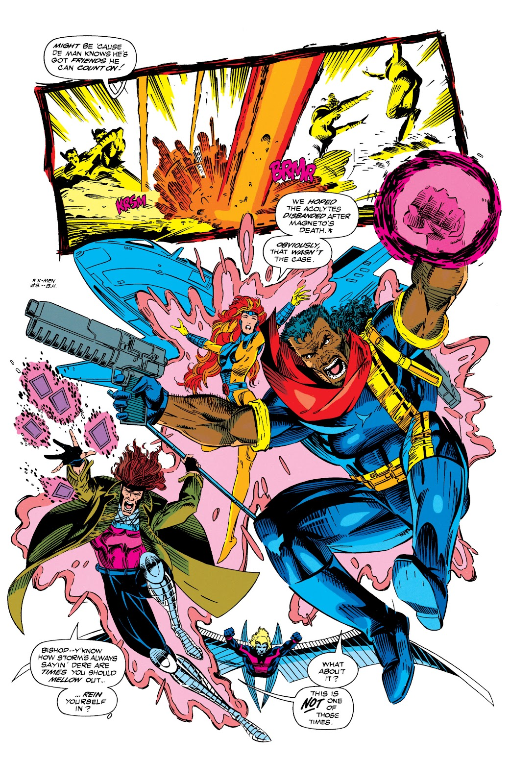 Uncanny X-Men (1963) issue 298 - Page 14