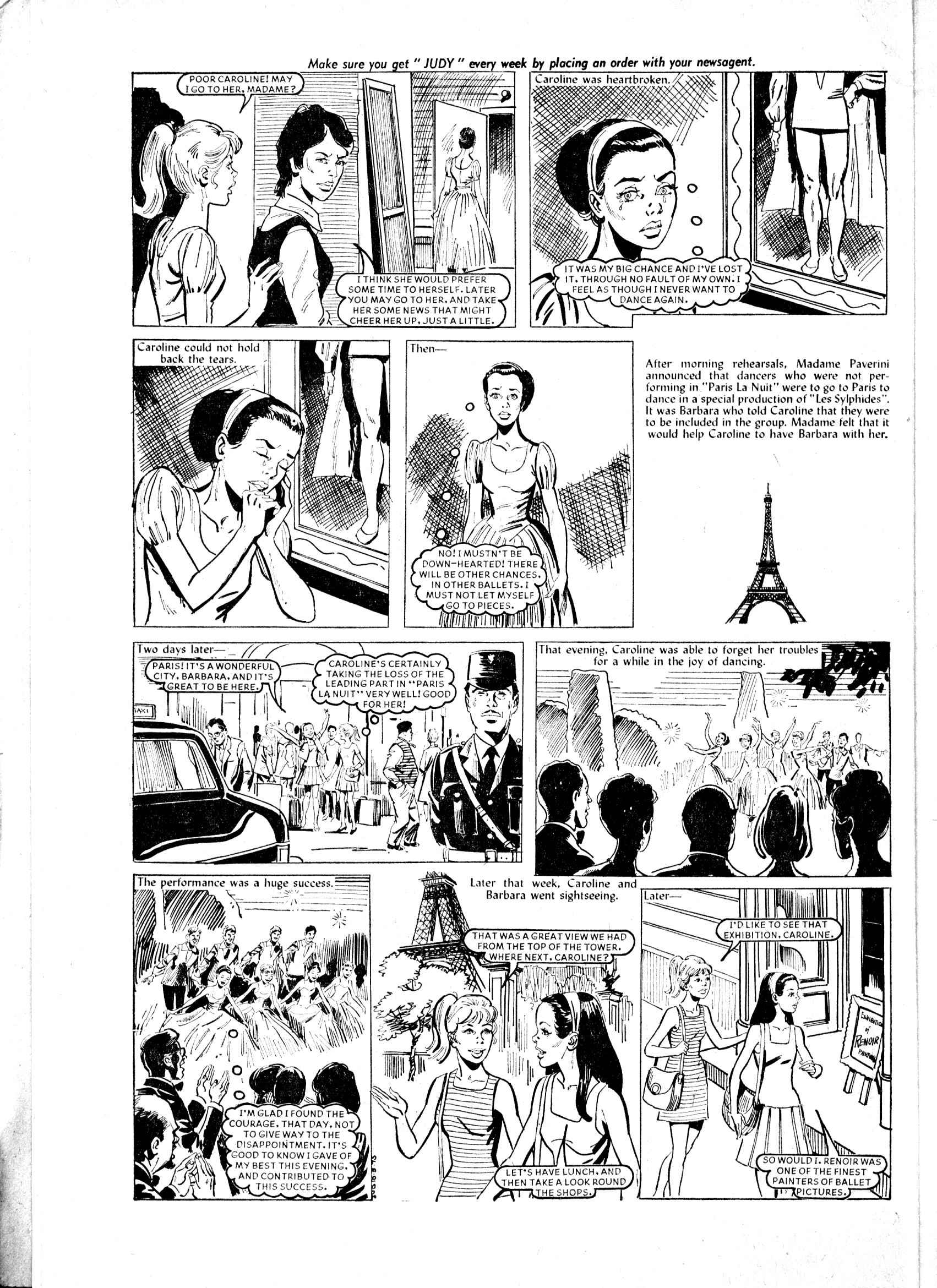 Read online Judy comic -  Issue #800 - 6