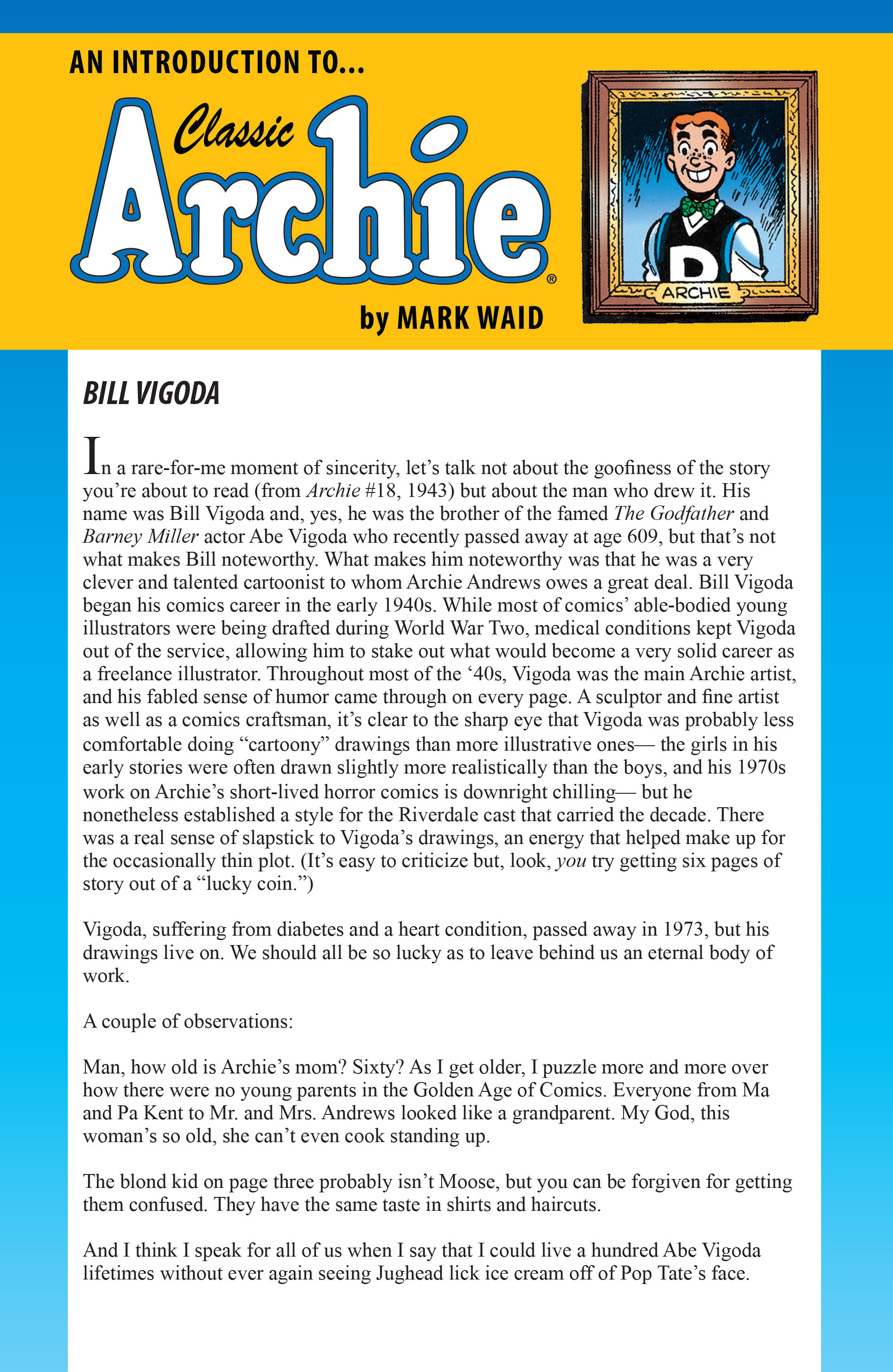 Read online Archie (2015) comic -  Issue #7 - 25