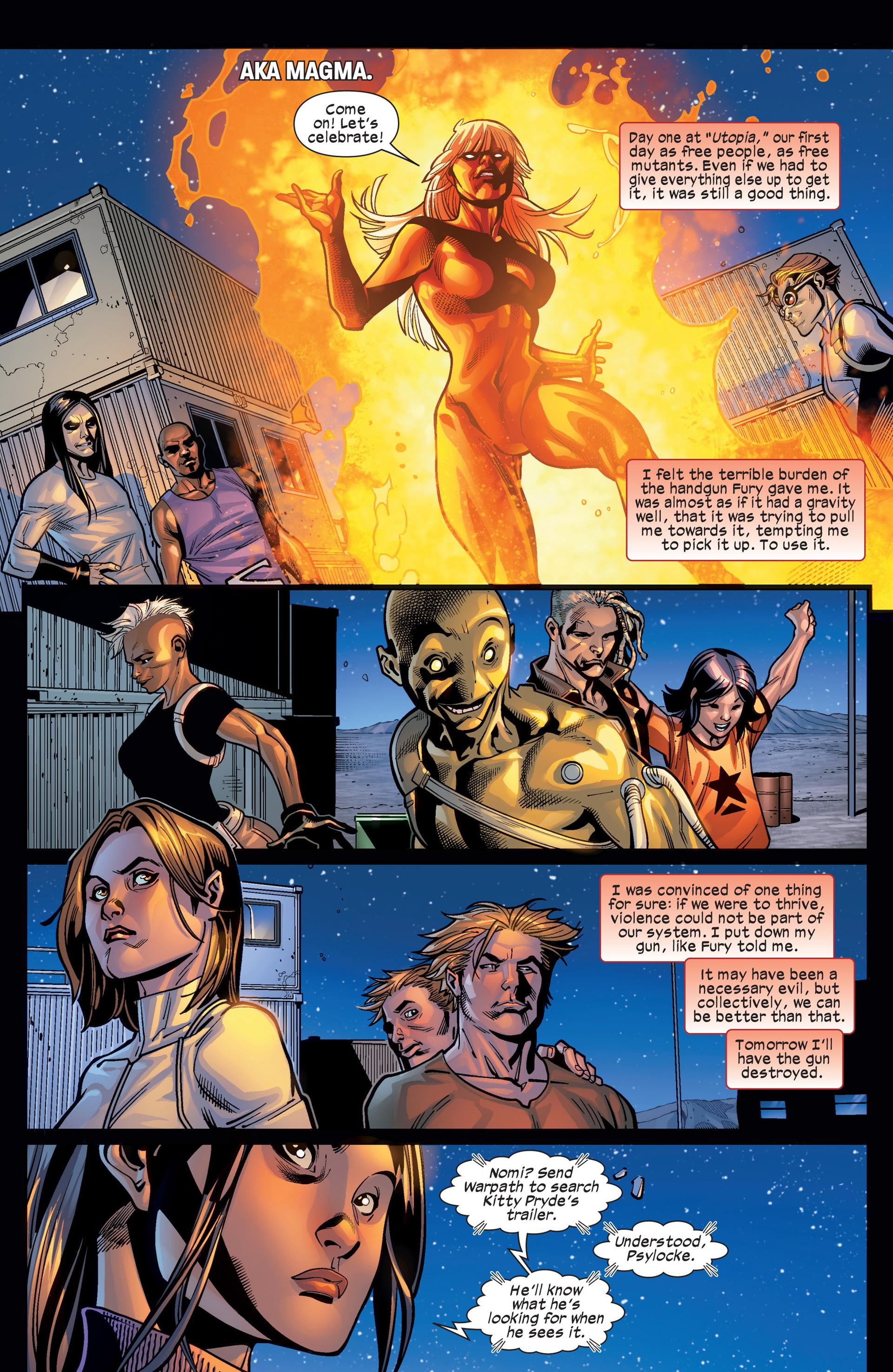 Read online Ultimate Comics X-Men comic -  Issue #19 - 20
