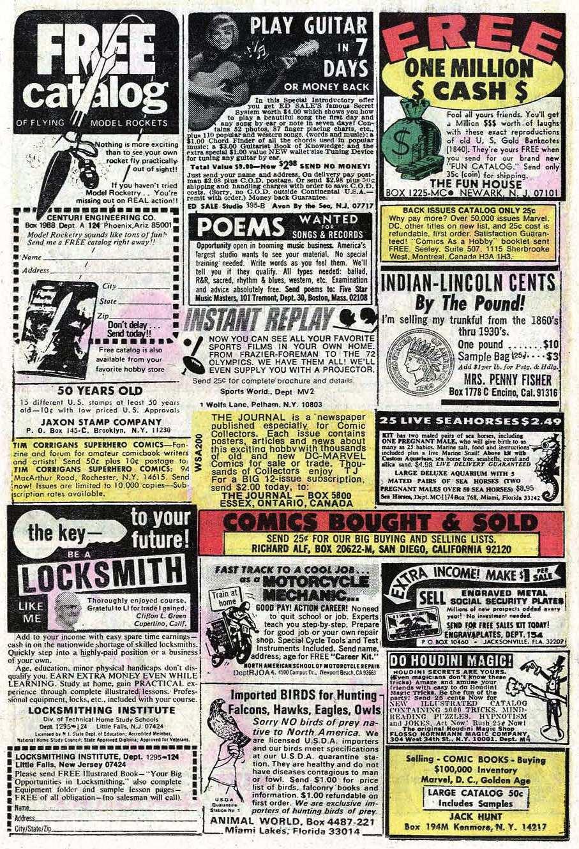 Read online Uncanny X-Men (1963) comic -  Issue #92 - 25
