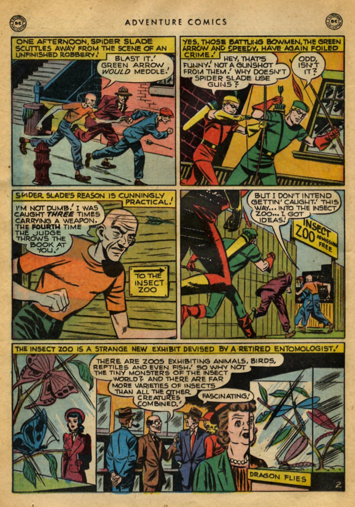 Read online Adventure Comics (1938) comic -  Issue #141 - 16
