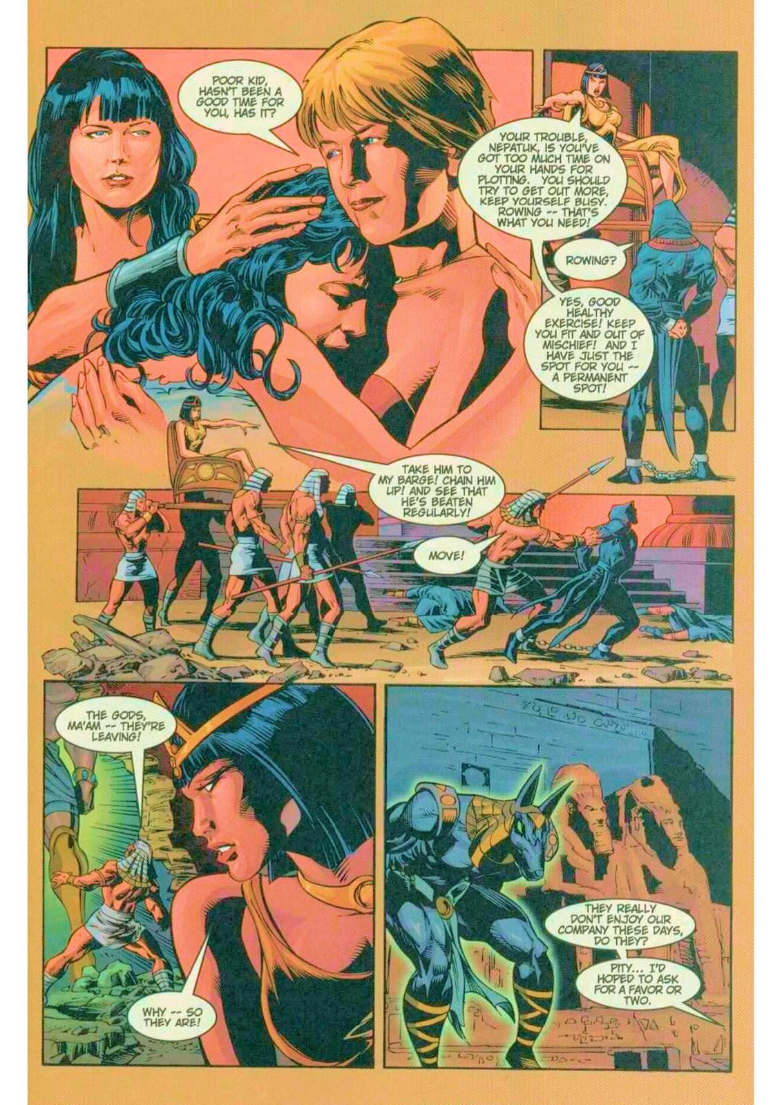 Xena: Warrior Princess (1999) Issue #6 #6 - English 22