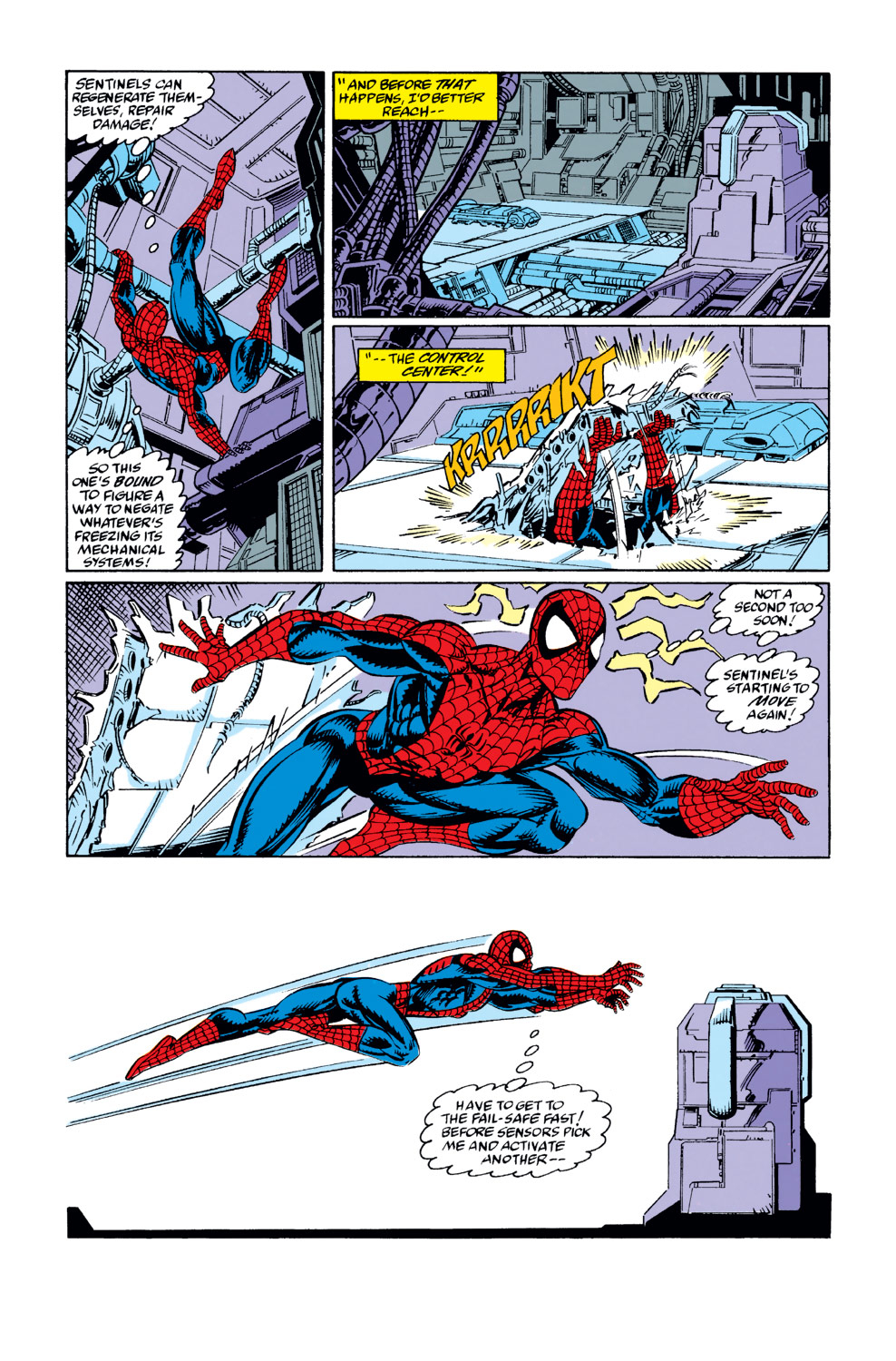 The Amazing Spider-Man (1963) 352 Page 16