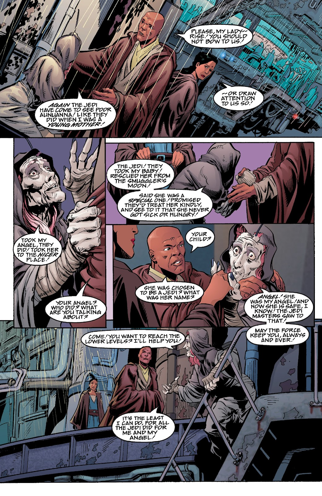 Read online Star Wars Legends Epic Collection: The Menace Revealed comic -  Issue # TPB (Part 4) - 53