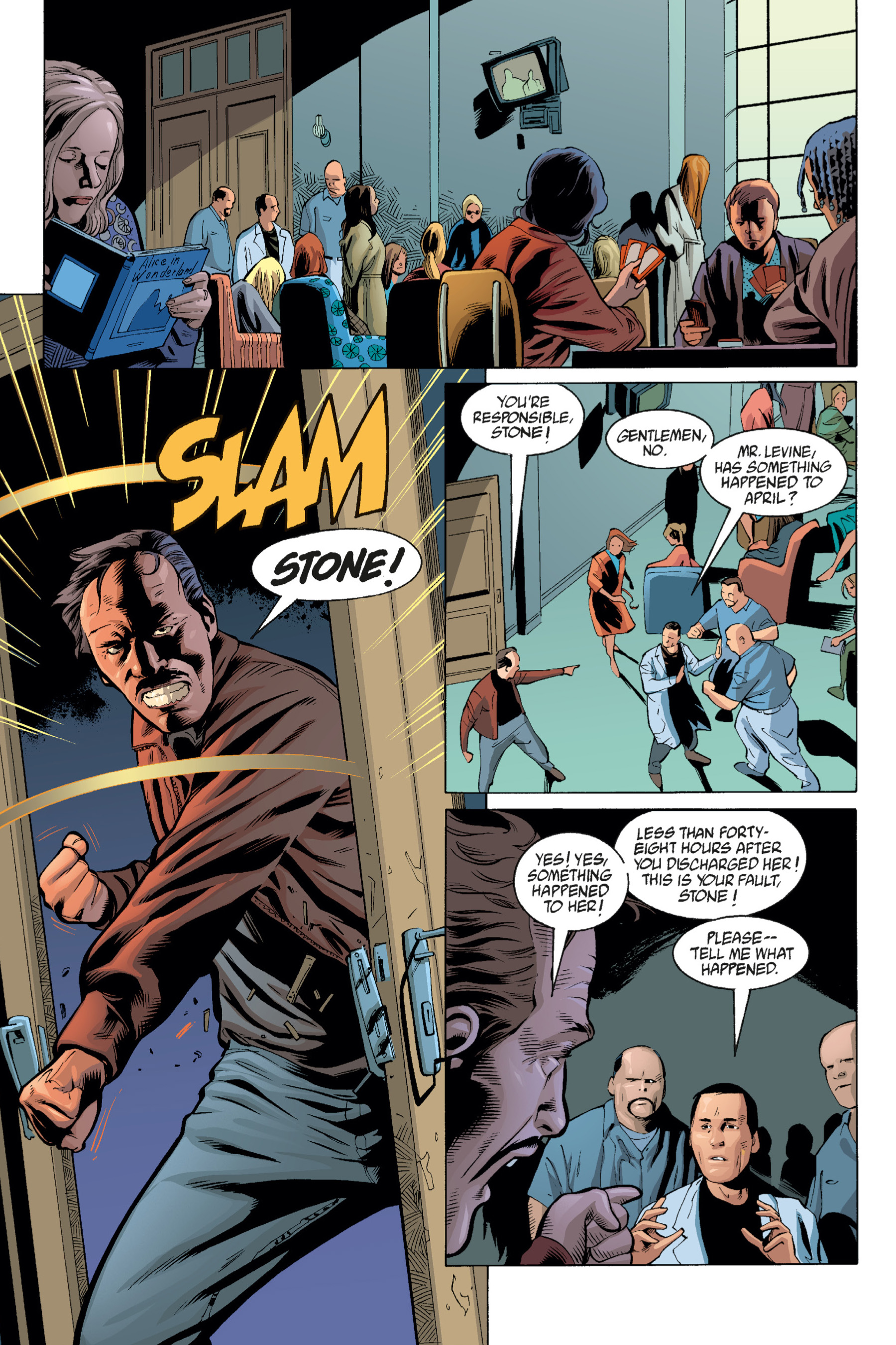 Read online Buffy the Vampire Slayer: Omnibus comic -  Issue # TPB 1 - 270