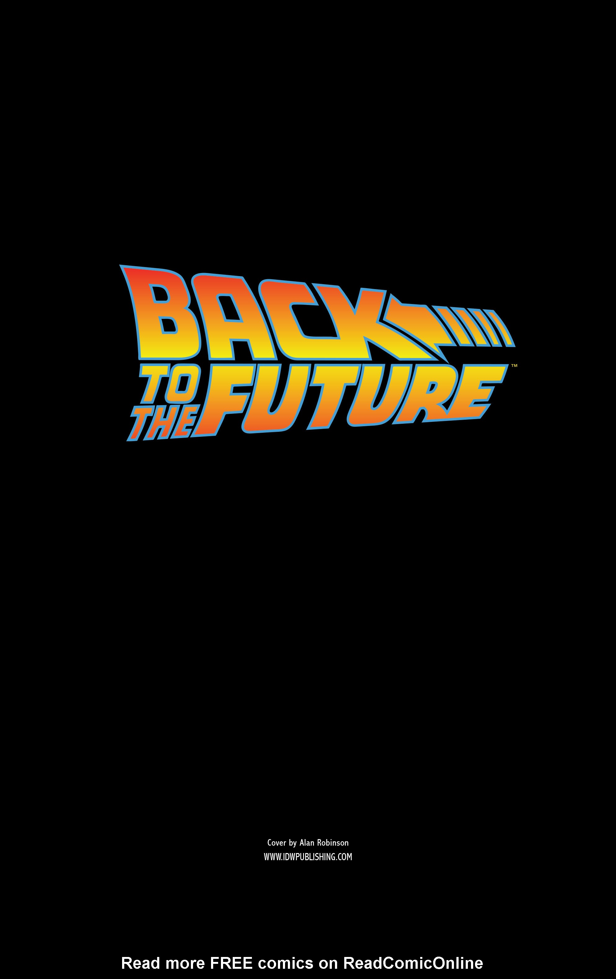 Read online Back to the Future: Biff to the Future comic -  Issue #3 - 24