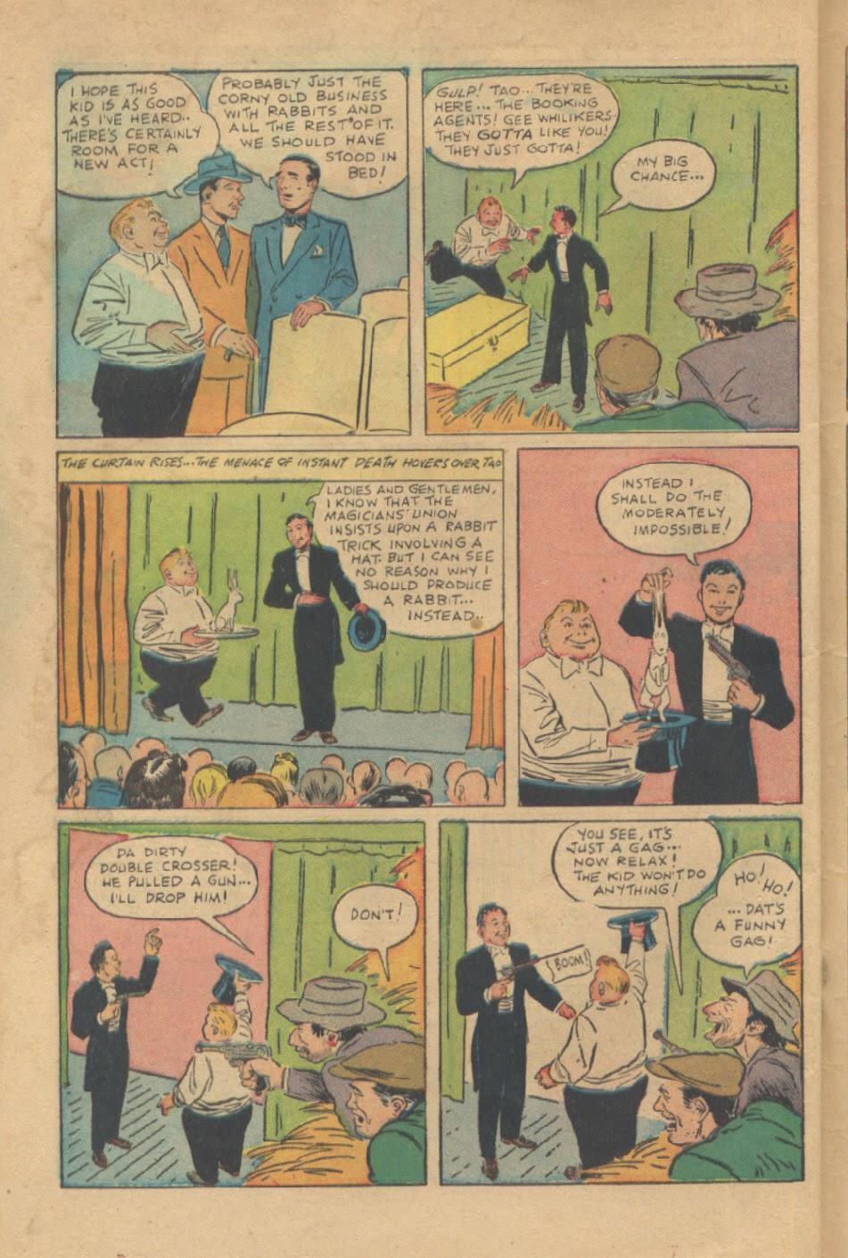 Super-Magician Comics issue 53 - Page 46
