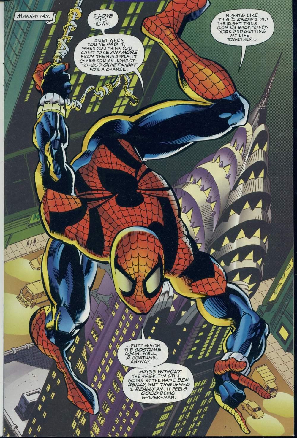 Read online DC Versus Marvel Comics comic -  Issue #1 - 3