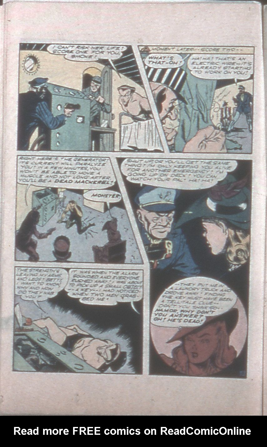 Marvel Mystery Comics (1939) issue 63 - Page 23