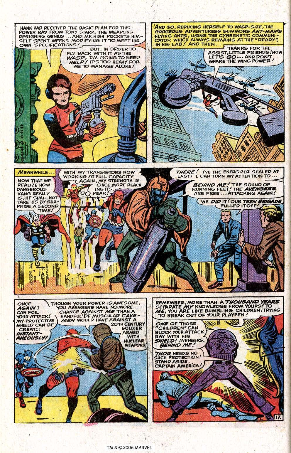 The Avengers (1963) _Annual_5 Page 21