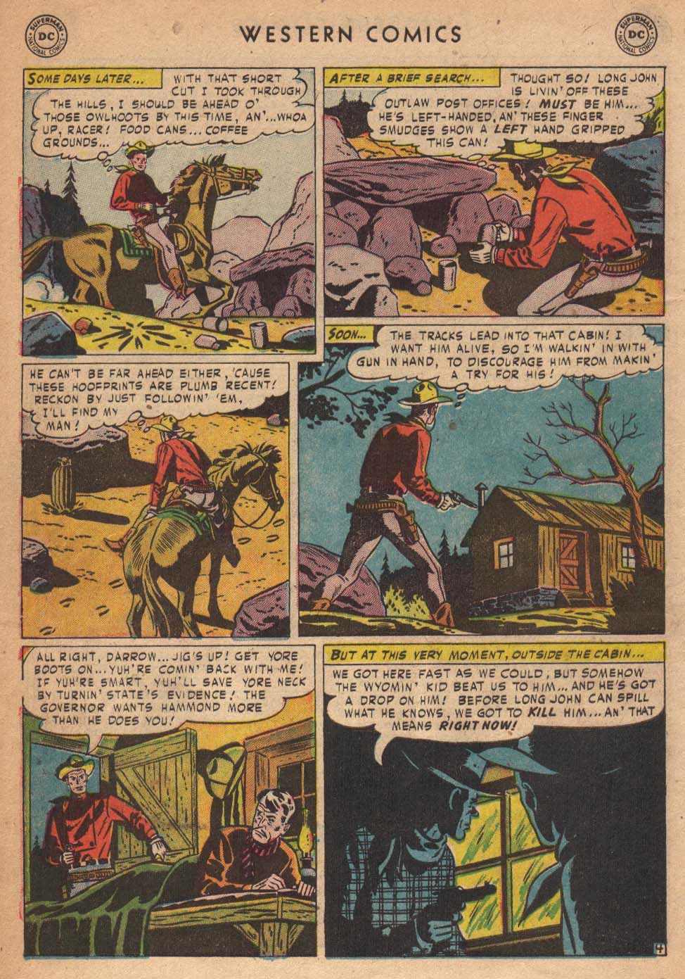 Western Comics issue 36 - Page 6