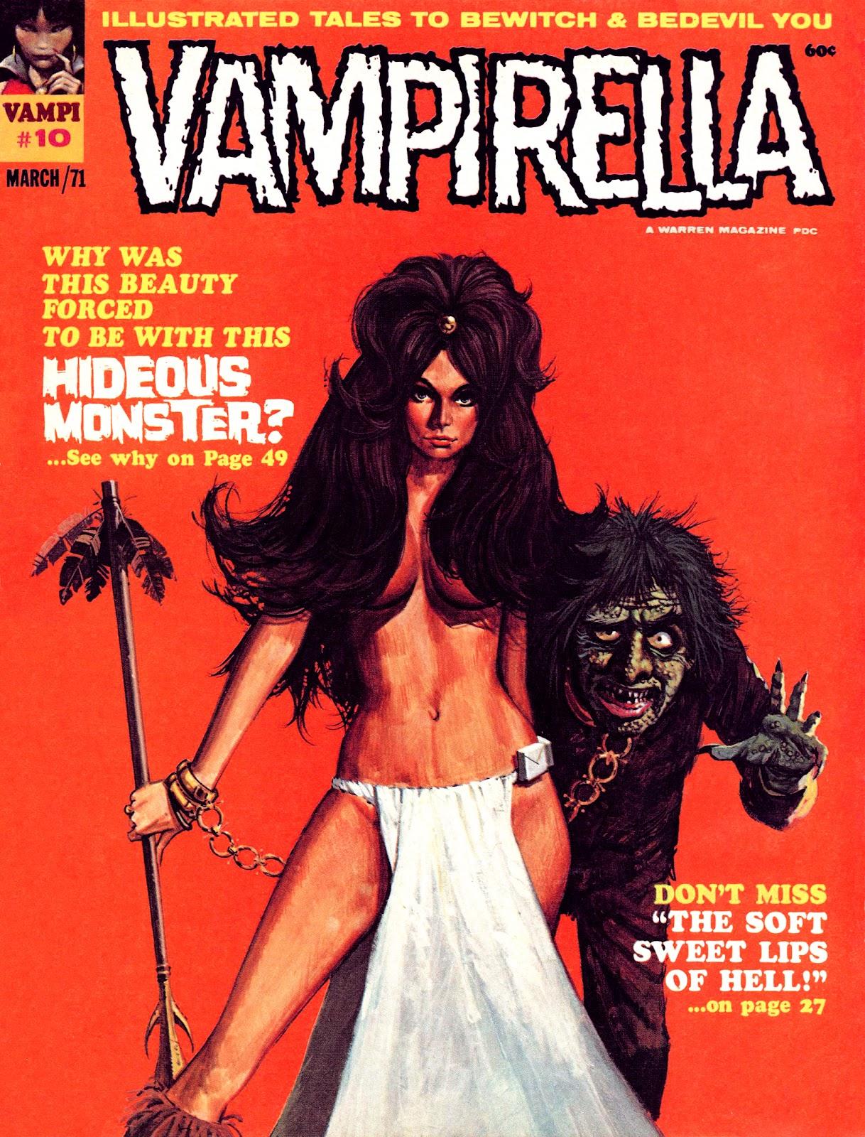 Vampirella (1969) 10 Page 1