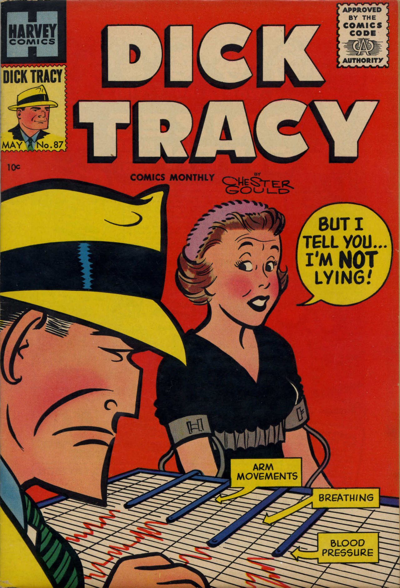 Dick Tracy (1950) 87 Page 1