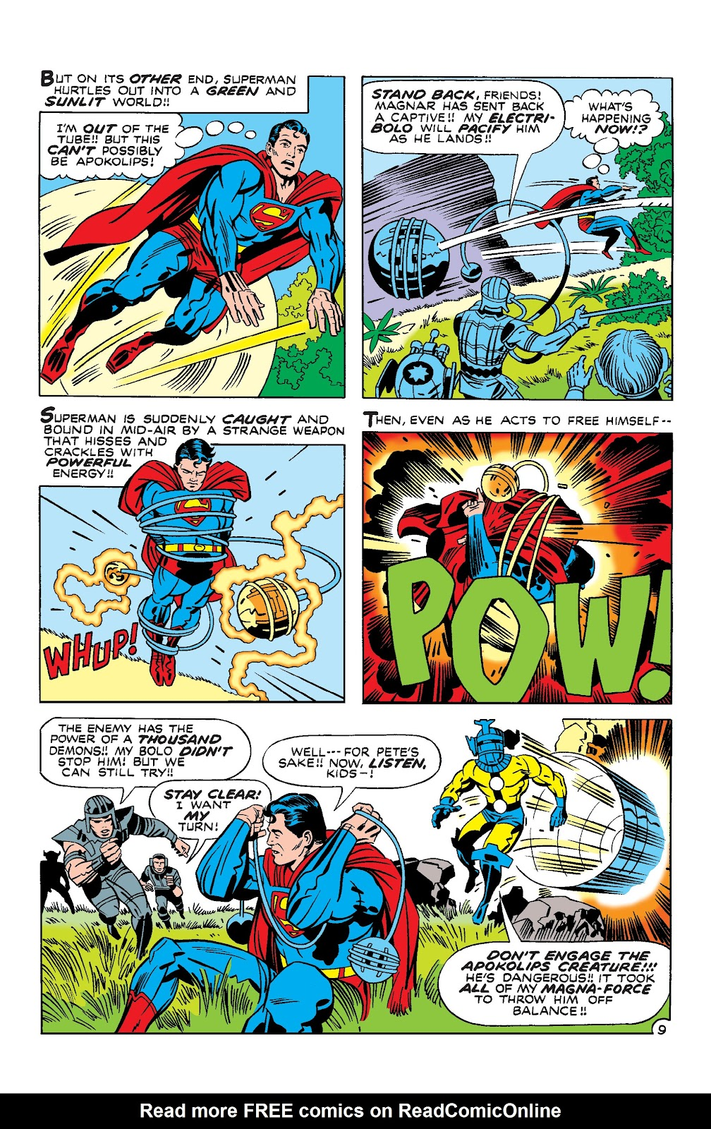 Read online Superman's Pal, Jimmy Olsen by Jack Kirby comic -  Issue # TPB (Part 4) - 20