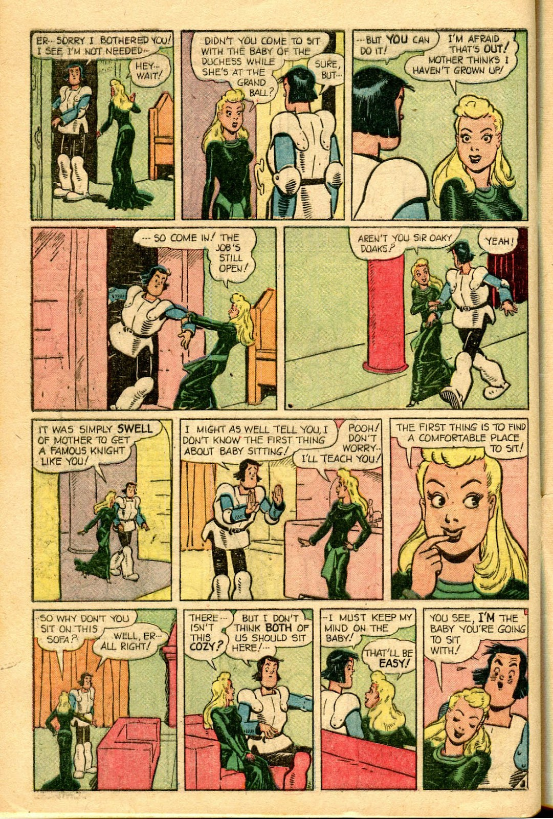 Read online Famous Funnies comic -  Issue #188 - 41