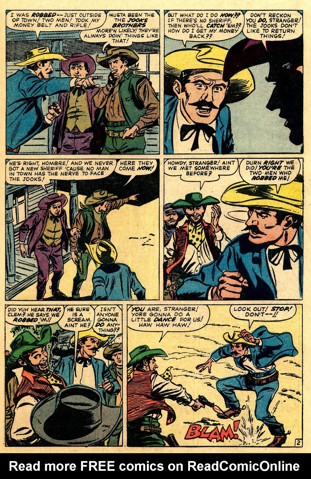 The Rawhide Kid (1955) issue 49 - Page 27