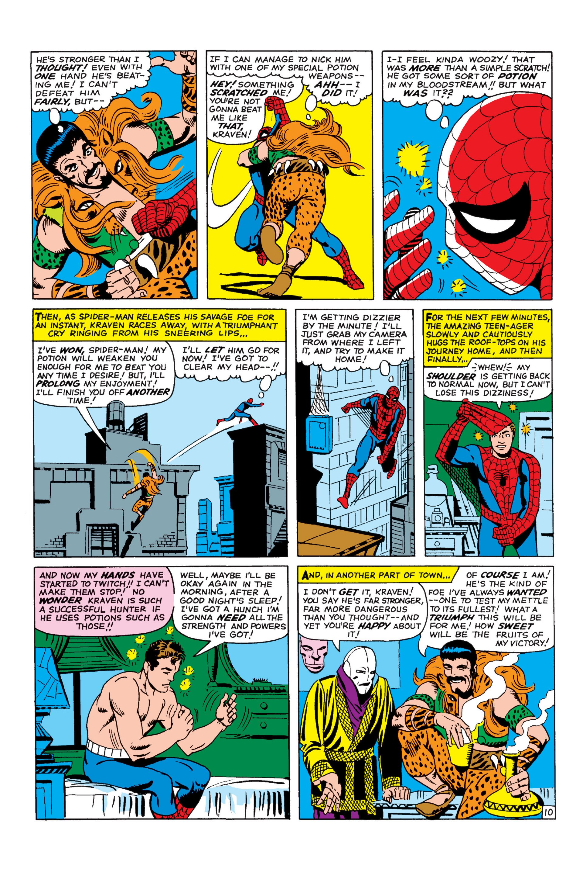 The Amazing Spider-Man (1963) 15 Page 10