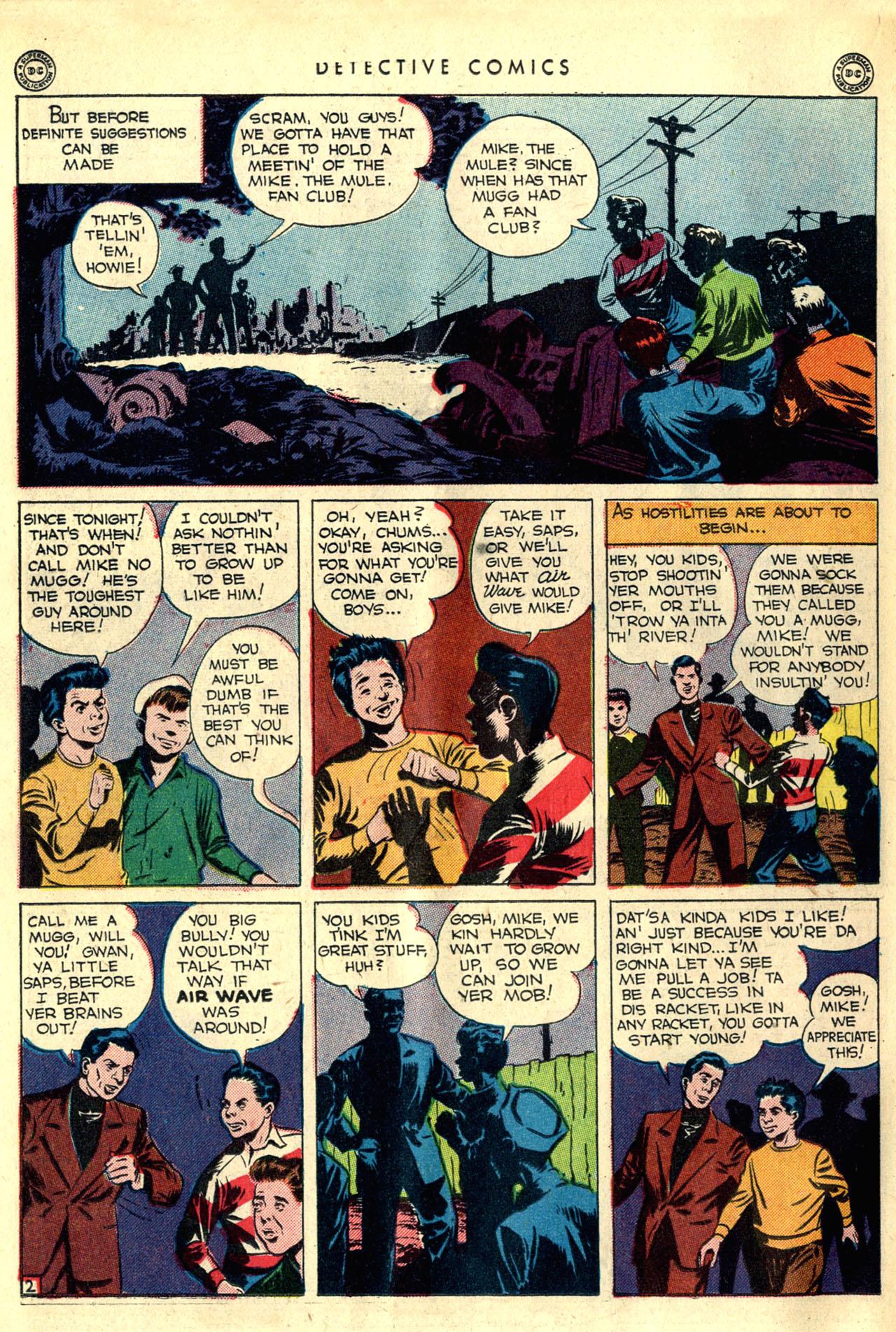 Read online Detective Comics (1937) comic -  Issue #90 - 36