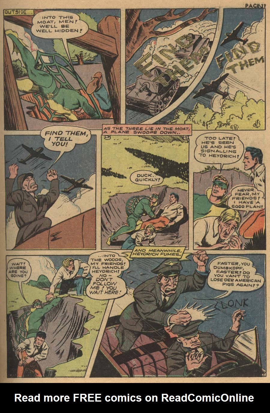 Zip Comics issue 31 - Page 11