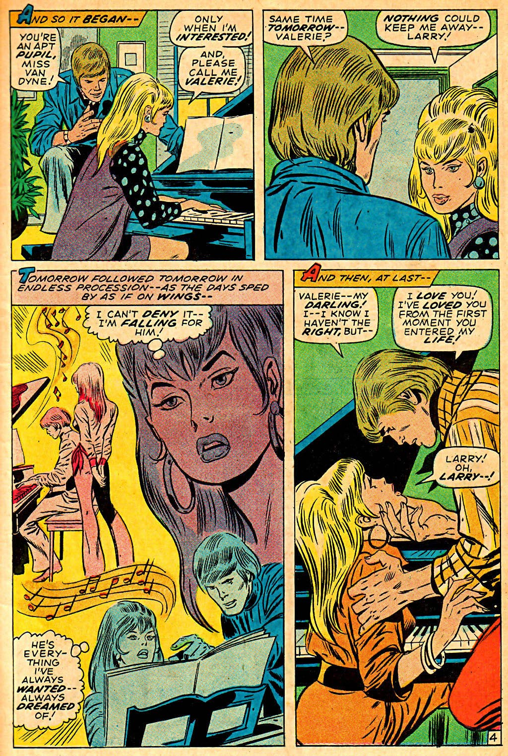 My Love (1969) issue 7 - Page 7