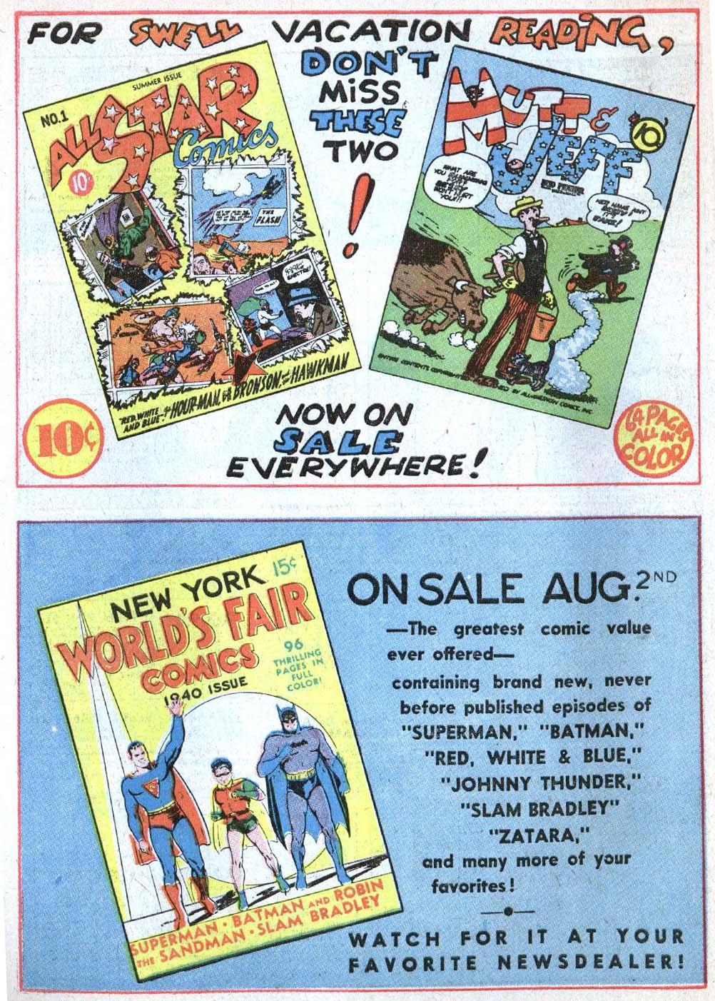 Read online Detective Comics (1937) comic -  Issue #43 - 50