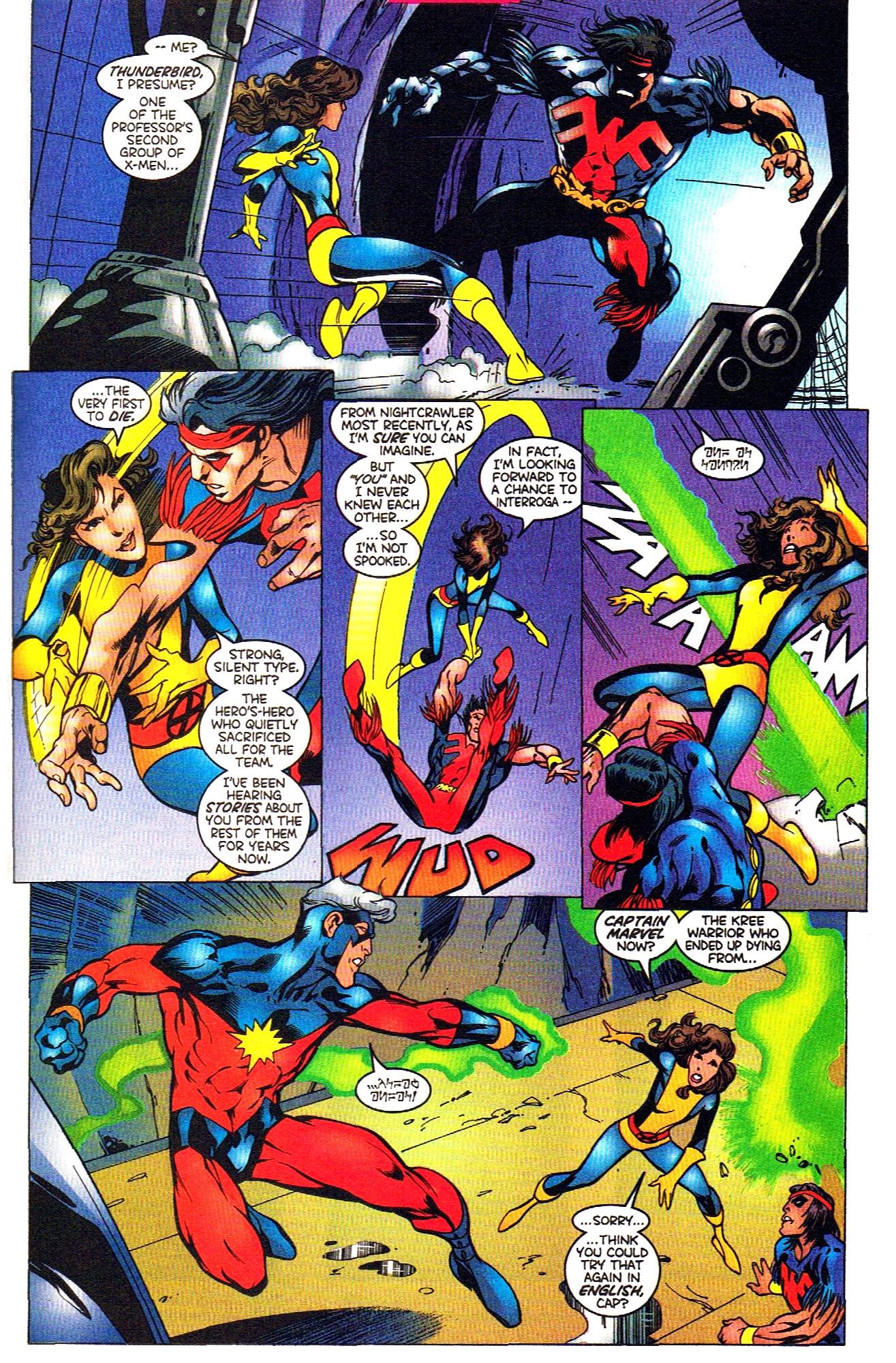 X-Men (1991) 89 Page 32