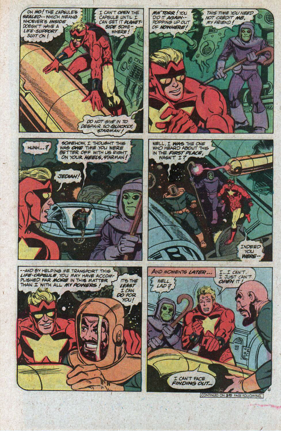 Read online Adventure Comics (1938) comic -  Issue #472 - 5