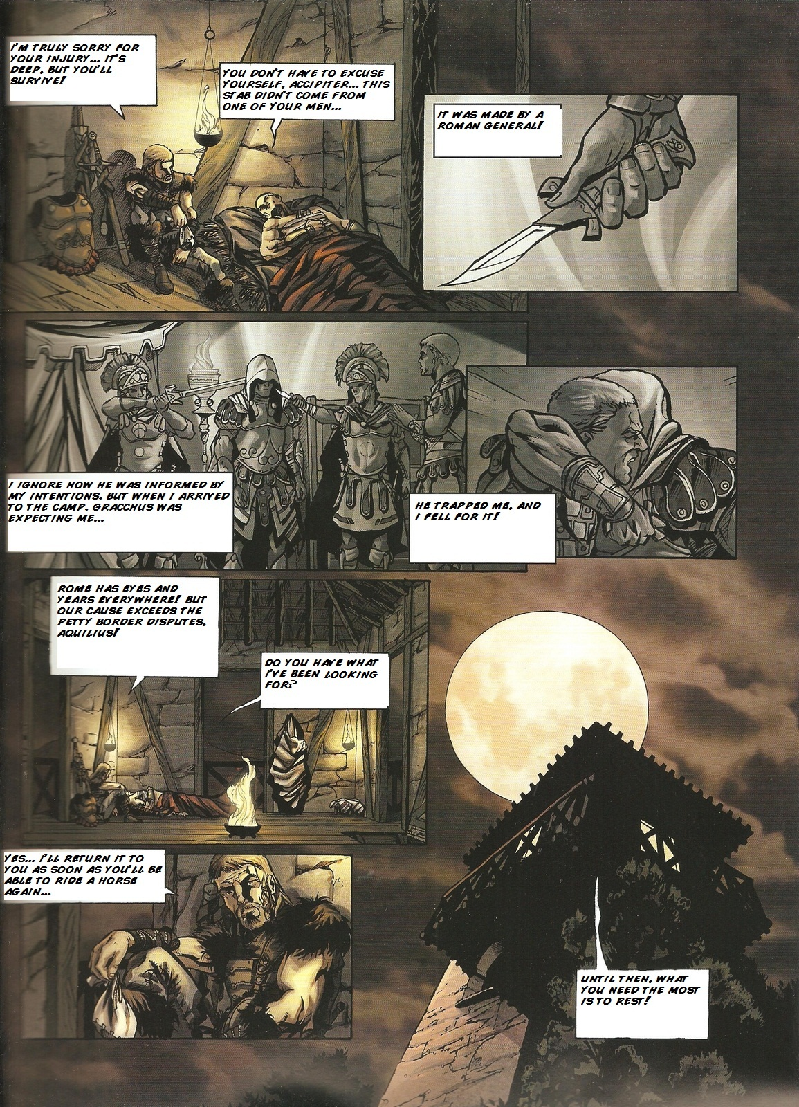 Read online Assassin's Creed (2009) comic -  Issue #2 - 13