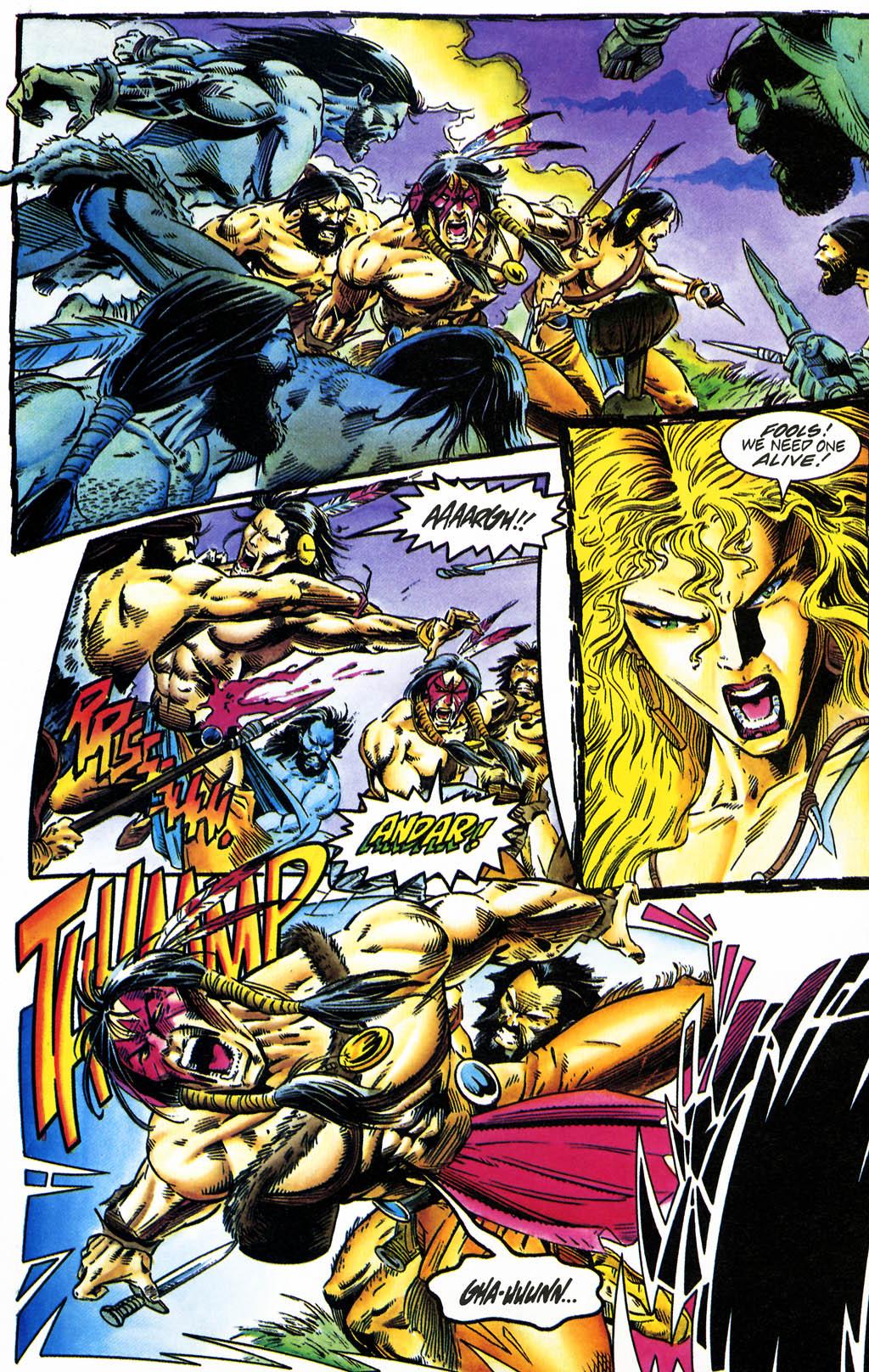 Read online Turok, Dinosaur Hunter (1993) comic -  Issue #35 - 11