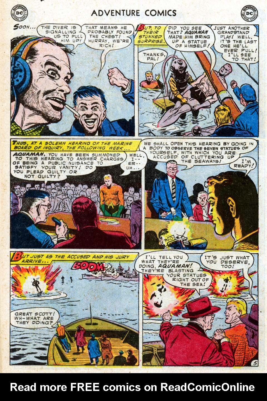 Read online Adventure Comics (1938) comic -  Issue #211 - 22