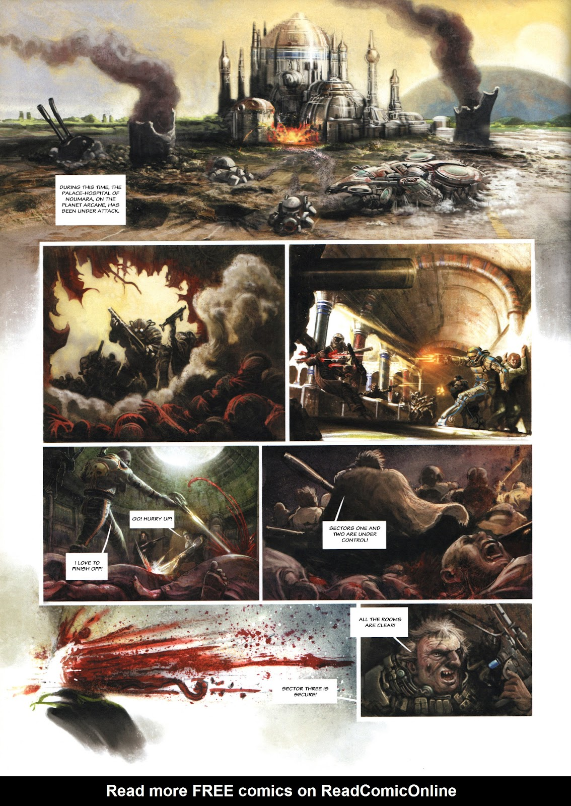 Showman Killer issue 1 - Page 26